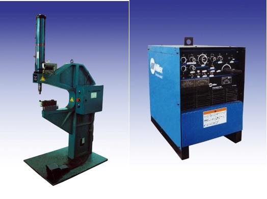 TOX压铆机、交直流氩弧焊机